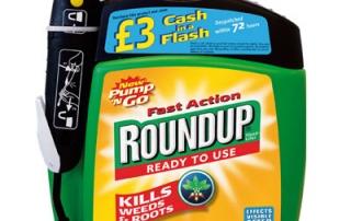 Roundup = Monsanto